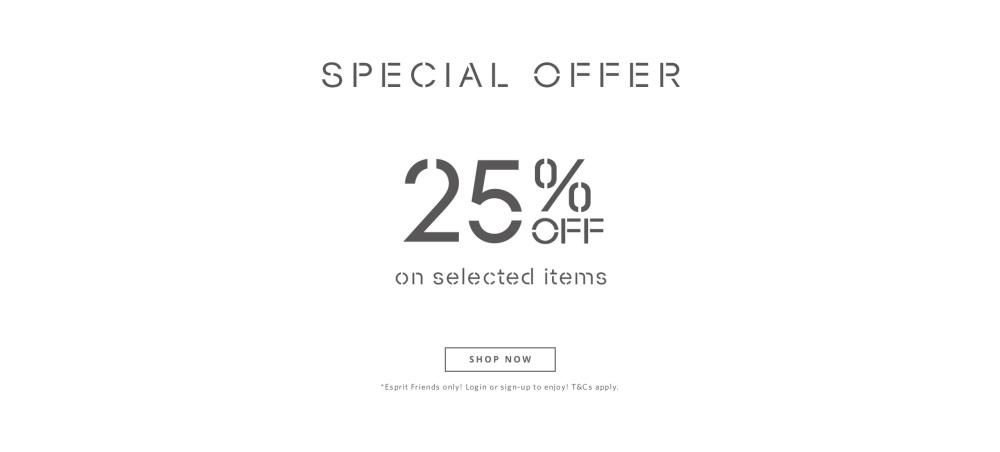 Esprit Online - Clothing & accessories for women & men