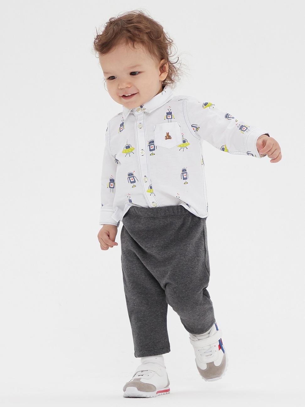 嬰兒 創意立體動物造型休閒褲