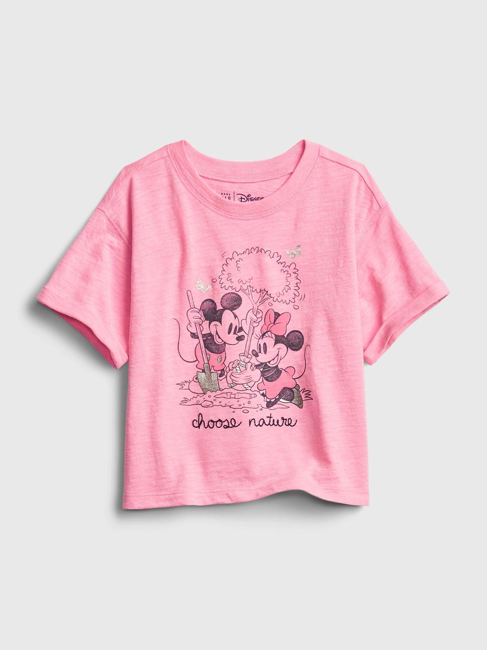 幼童 Gap x Disney 迪士尼系列短袖T恤