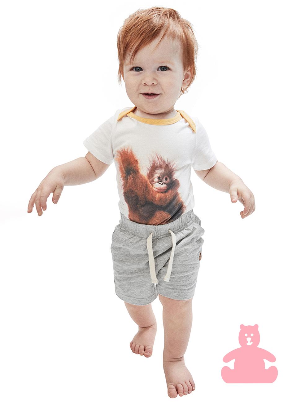 嬰兒 布萊納系列 柔軟運動休閒褲