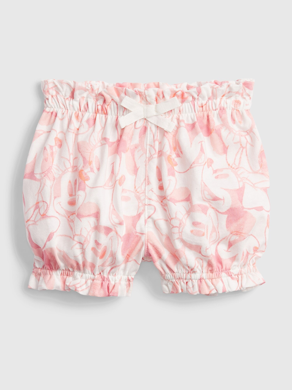 嬰兒 Gap x Disney 迪士尼系列純棉短褲